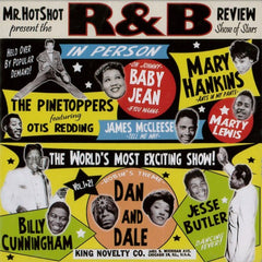 Mr. Hot Shot - the R&B review Vols. 1 & 2|Various Artists