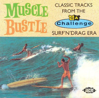 Muscle Bustle|Various Artists