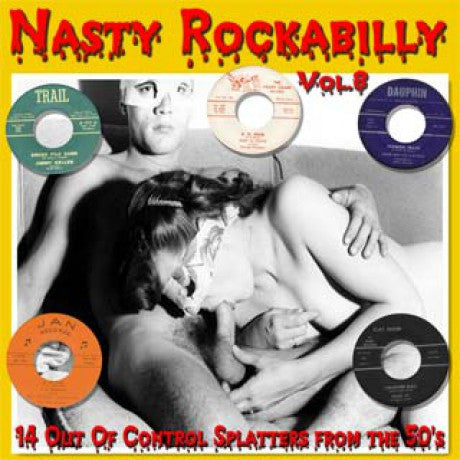 Nasty Rockabilly Vol.  8|Various Artists