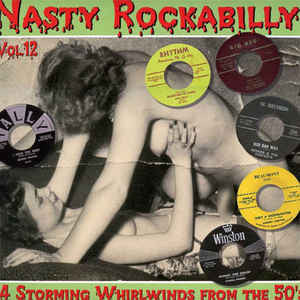 Nasty Rockabilly Vol.  12|Various Artists