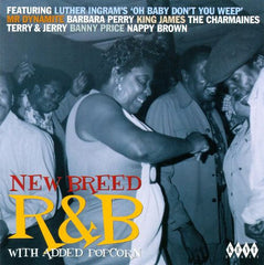 New Breed R&B With Added Popcorn**|Various Artists
