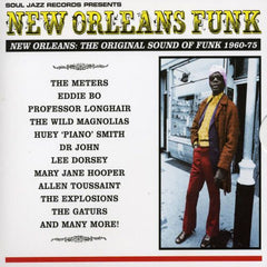 New Orleans Funk Vol. 1 CD*|Various Artists