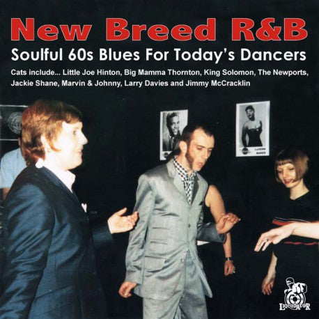 New Breed R&B - Soulful 60's Blues For Today's Dancers|Various Artists