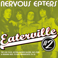 PRE-ORDER (Release Date 10/12/20) - Nervous Eaters|Eaterville Vol. 2 CD