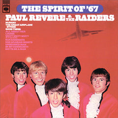 Revere, Paul  & The Raiders|The Spirit Of 67