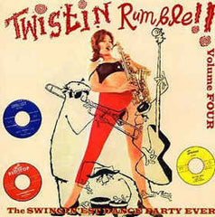 Twistin Rumble Vol. 4|Various Artists