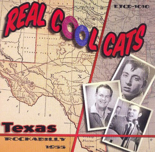 Real Cool Cats - Texas Rockabilly 1955|Various Artists