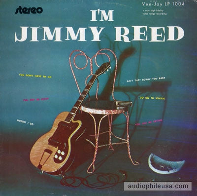 Reed, Jimmy|I m Jimmy Reed