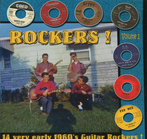 ROCKERS! Volume 1|Various Artists