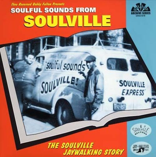 Soulful Sounds from Soulville|Various Artists