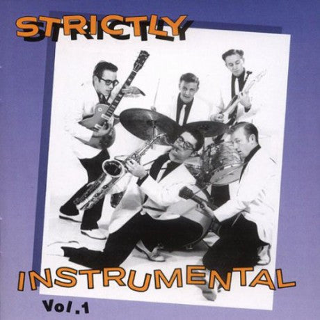 Strictly Instrumental Vol. 1|Various Artists