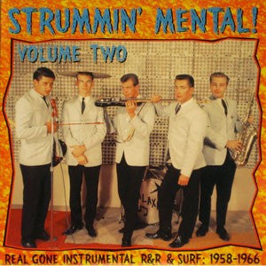 Strummin Mental Vol. 2|Various Artists