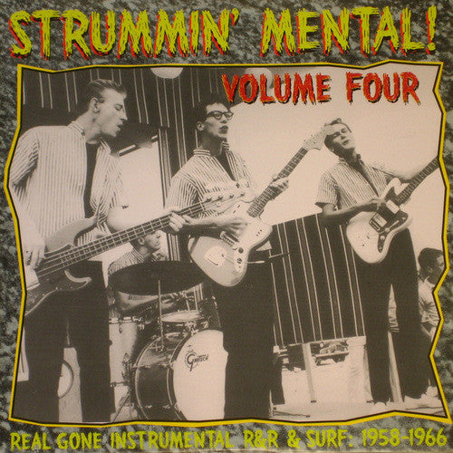 #Strummin Mental Vol. 4|Various Artists