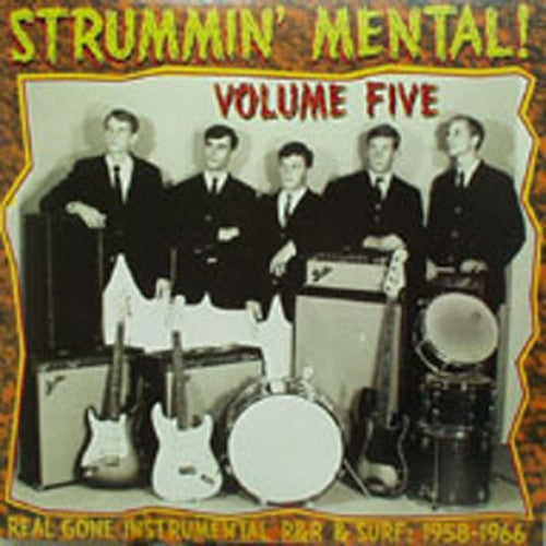 Strummin Mental Vol. 5|Various Artists