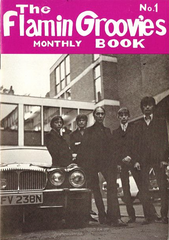Flamin Groovies|Monthly Book Nº 1