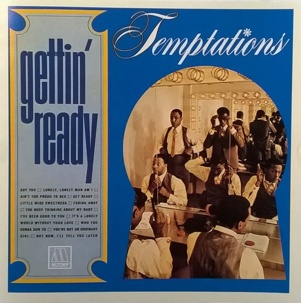 Temptations |Gettin' Ready