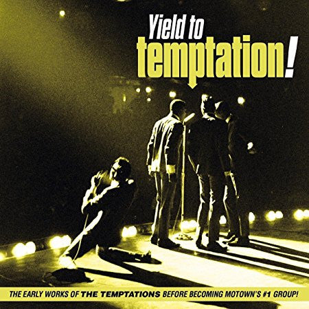 TEMPTATIONS|YIELD TO TEMPTATION The Early Works Of The Temptations Before Becoming Motown's #1 Group!