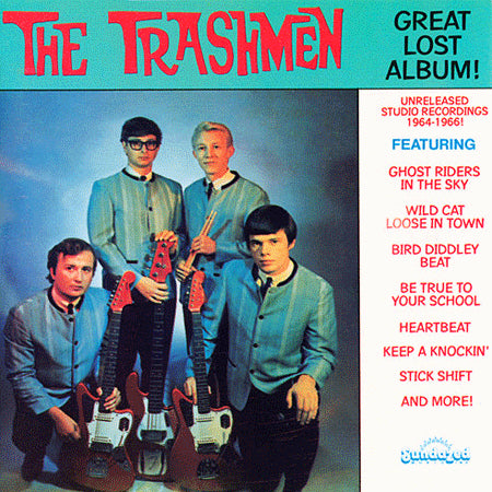 Trashmen |The Great Lost Album