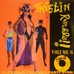 Twistin' Rumble Vol. 6|Various Artists