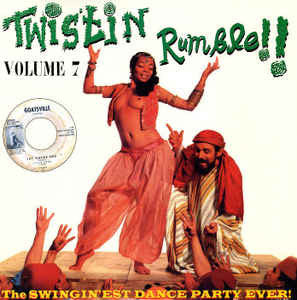 Twistin' Rumble Vol. 7|Various Artists