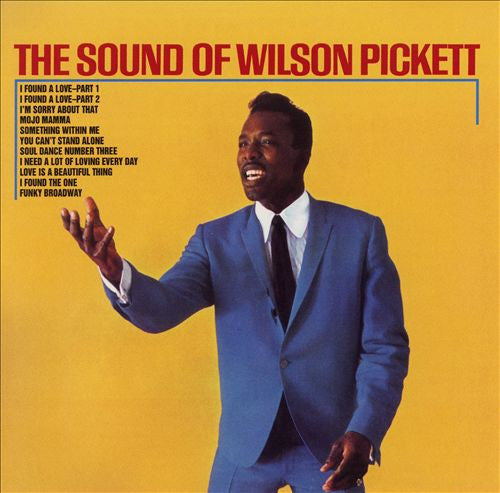 Pickett, Wilson|The Sound Of....