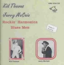Thomas, Kid & Jerry McCain|Rockin' Harmonica Blues Men