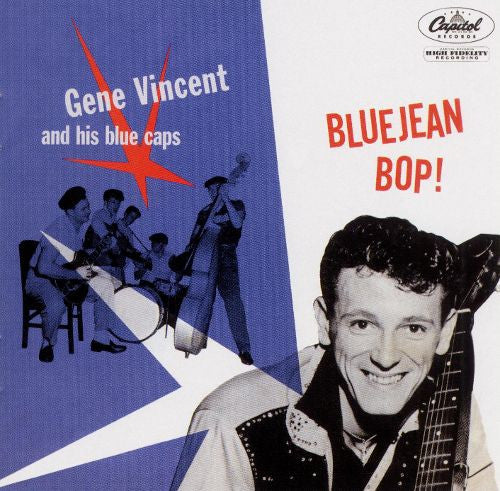 Vincent, Gene|Bluejean Bop + Gene Vincent & The Blue Caps