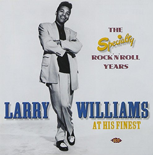 Williams, Larry|At His Finest - The Specialty Rock'n'Roll Years