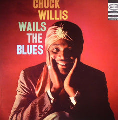 Willis, Chuck|Wails The Blues