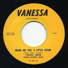 Young Jessie|Make Me Feel A Little Good