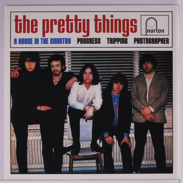 Pretty Things  - A House In The Country+3 Ep