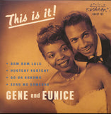 Gene and Eunice|This is It EP