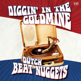Diggin' In The Goldmine - Dutch Beat Nuggets 2LP (180g Clear Vinyl)|Various Artists
