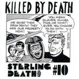 Killed By Death Vol. 10 CD|Various Artists