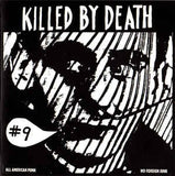 Killed By Death Vol. 9 CD|Various Artists