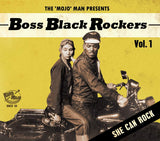 Boss Black Rockers Vol.1 - She Can Rock  |Various Artists