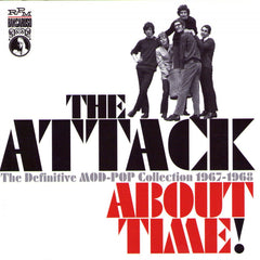 Attack - About Time