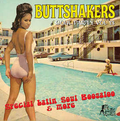 Copy of Buttshakers Vol. 13|Various Artists