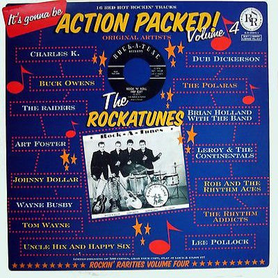 Action Packed Vol. 4 - Various Artists