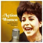 Action Women Vol. 1 - A Female Soul Rhythm & Blues Explosion EP |Various Artists