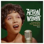 Action Women Vol. 2 - A Female Soul Rhythm & Blues Explosion EP |Various Artists