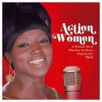 Action Women Vol. 3 - A Female Soul Rhythm & Blues Explosion EP |Various Artists