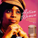 Action Women Vol. 9 - A Female Soul Rhythm & Blues Explosion EP |Various Artists
