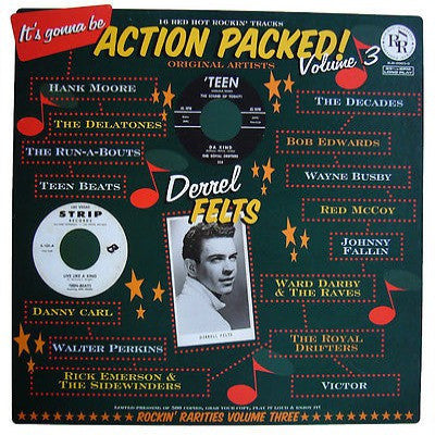 Action Packed Vol. 3 - Various Artists