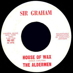 Aldermen - House Of Wax
