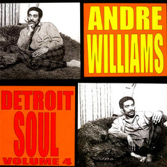 Williams, Andre|Detroit Soul Vol. 4
