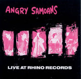 Angry Samoans|Live At Rhino Records