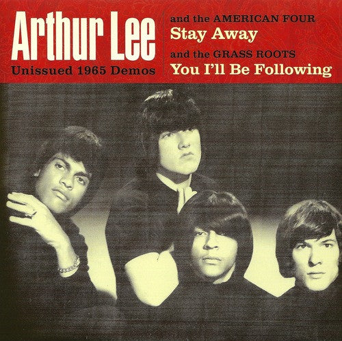 LEE, ARTHUR  & THE AMERICAN FOUR |Stay Away