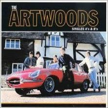 Artwoods - The Singles A's & B's
