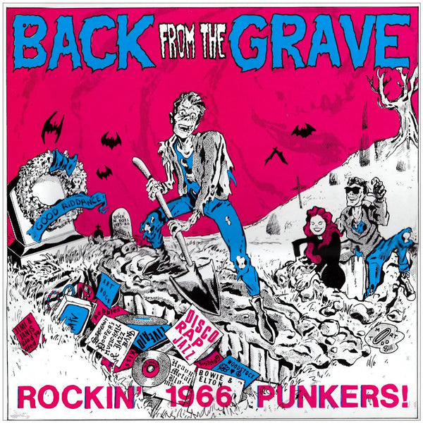 Back From The Grave Vol. 1 CD - Various Artists